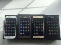 Samsung s7 32gb x 4