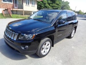 Jeep Compass FWD 4dr North 2014