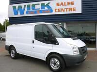 2011 Ford TRANSIT 330 LR SWB 115PS Van Manual Medium Van