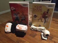Your shape, Active 2 Wii games