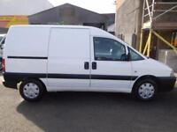 NO VAT Fiat Scudo 1.9D panel van MOT'd (53)