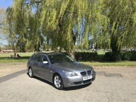 2006/56 BMW 520 2.0 SE Turbo Diesel Touring 5 Door Estate