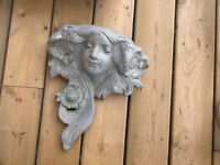 Outdoor wall ornaments
