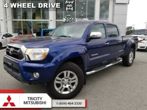 2014 Toyota Tacoma LIMITED  HEATED LEATHER-BACK UP CAM