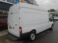 2012 Ford TRANSIT 350 LWB HR VAN *LOW MILES* Manual Large Van