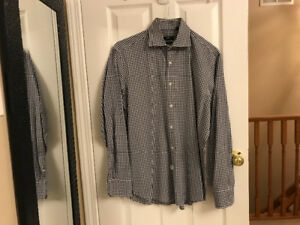 Men's Hugo Boss dress shirt