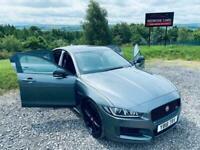 2018 Jaguar XE 2.0 D R-SPORT 4d 178 BHP Saloon Diesel Automatic