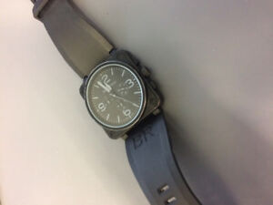 Men's automatic military style watch