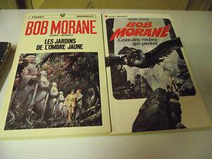 Livres de Bob Morane