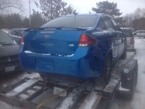 PARTING OUT: 2010 Ford Focus SES 4 Dr sedan London Ontario image 4