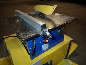 wet tile saw and tile cutter