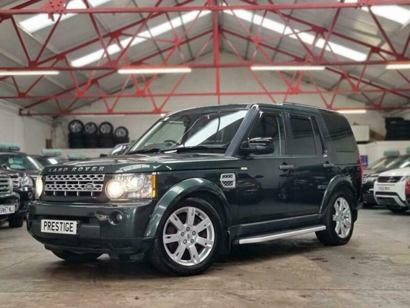 2011 Land Rover Discovery 3.0 4 TDV6 XS 5d 245 BHP Estate Diesel Automatic