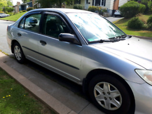 2005 civic for sale as is where is