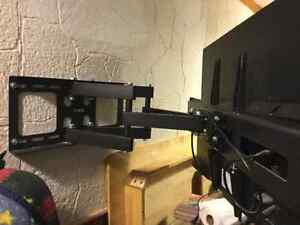 TV wall mount arm