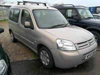 2003 Citroen Berlingo 1.9Diesel Multispace Forte104K Beige in Very Good Conditio