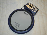 Roland RM-2 Rhythm Coach Practice Pad with Mesh Head