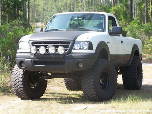 Ford ranger / chevrolet s10 / toyota tacoma / nissan frontier