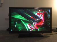 "Bush 42"" HD TV 1080i"