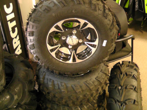2015 Arctic Cat ALUMINUM RIMS