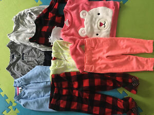 Baby girl clothes 6-24months