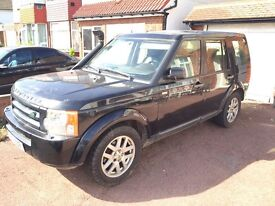 Land Rover Discovery 3 TDV6 SE LHD