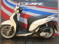 Honda ANC 125 SH mode