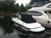 ALLANTE 705i Sport Cabin ½ Cuddy and ½ Bow Rider