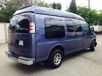 2000 Chevy limited conversion van