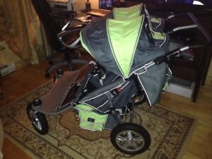 stroller for twins VALCO BABY