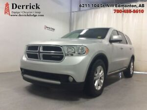 2013 Dodge Durango Used 4WD SXT A/C Bluetooth Alloys $191 B/W