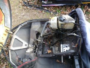 parting out 1995 formula ss...not much left Kingston Kingston Area image 3