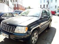 Jeep Grand Cherokee 2.7 CRD auto Overland