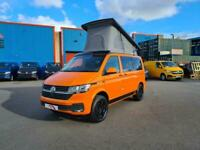 Hillside Leisure Volkswagen Campervan 150PS 4 Motion VW Transporter T6.1