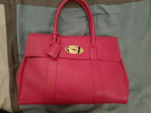 b51b5f4e36a8 usa authentic mulberry heritage bayswater in fushia 7a6a1 a866f