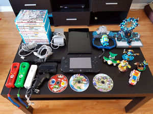 Huge Wii U Bundle for sale. Sold as a kit only. Price firm