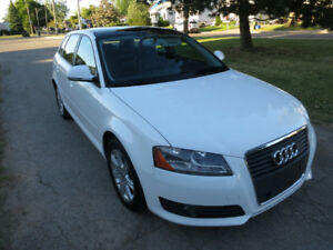 2009 Audi A3 Premium - Pano, Htd Leather, B/tooth, Excellent