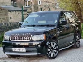 image for 2012 Land Rover Range Rover Sport 3.0 SD V6 Autobiography Sport 4X4 5dr SUV Dies