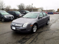 2006 Ford Fusion SE Sedan with WINTER TIRES