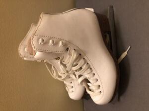 Skates Patins Fille Jackson Mystique taille 2 en trés bon etat c