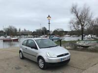 2004 Ford Fiesta 1.2 Finesse 3 Door Hatchback Silver**59,000 MILES**