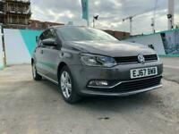 2017 Volkswagen Polo 1.2 TSI Match Edition DSG (s/s) 5dr Hatchback Petrol Automa