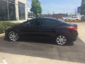 2013 Hyundai Elantra Ltd. LOW KMs!, CLEAN, STILL UNDER WARRANTY!