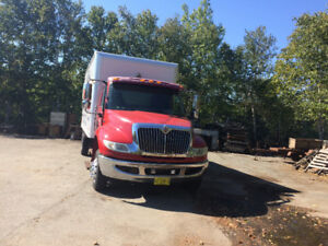 2008 International 4000 series Cab & Chassis