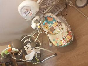 2 Baby Swings