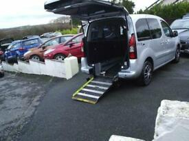 image for 2012 Peugeot Partner Tepee Horizon 1.6 HDi T/Diesel 92 S 5 Door Wheel Chair Acce