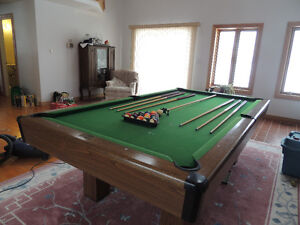 Christmas is Coming - Pool Table for the Family