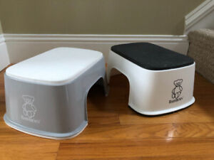 Baby Bjorn Step Stools (2) sold together for $20