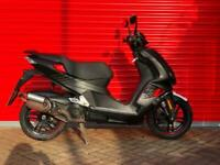 2018 PEUGEOT SPEEDFIGHT 4 50 TOTAL SPORT EDITION 50cc LEARNER LEGAL