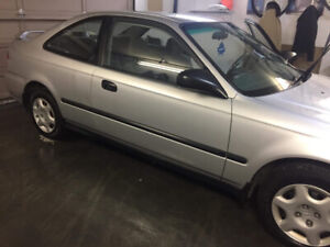 1999 Honda Civic (2door)