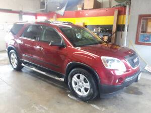 2010 GMC ACADIA  7 PASS    SAFETIED  VERY CLEAN REMOTE START